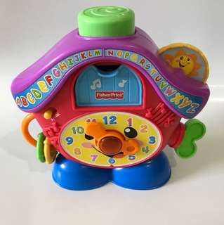 Fisher Price Musical Toy House