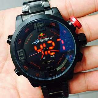 REDBULL RACING MEN LIMITED EDITION WATCH
