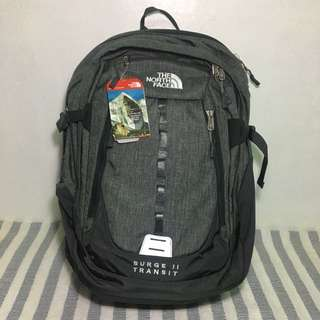 🎒North Face Surge II Transit (Gray)