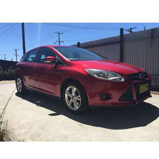 2011 Ford Focus Trend LW Manual