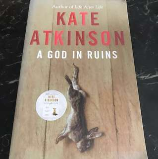 Special: A God In Ruins By Kate Atkinson (Author Of 'Life After Life')