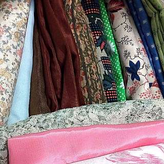 Assorted Fabric for Clothing
