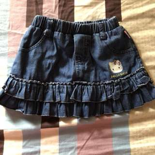 Authentic Hello Kitty Skirt
