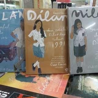 [Promo] 3 Paket Novel Dilan