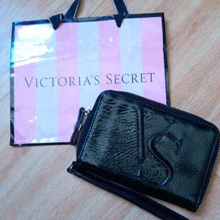 Authentic Victoria secret wristlet preloved
