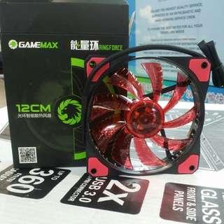 Gamemax 12cm fans