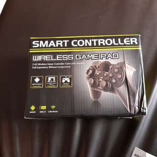 USB 2.4ghz Wireless Gamepad for Android