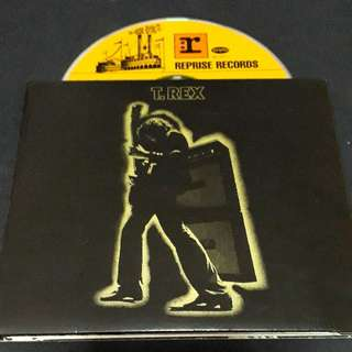 T-rex (electric warrior) cd rock rare collection