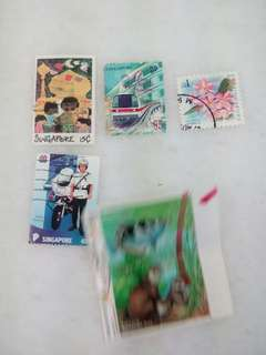 Singapore Stamps #11