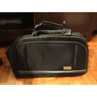 Work bag with padded handle and sling *NEW