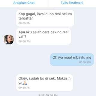 Review Testimoni Novel Dilan