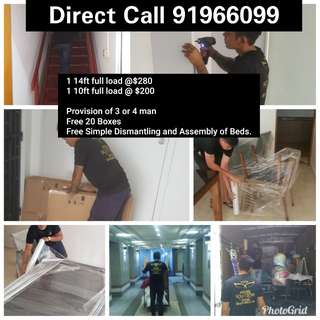 Cheap Movers/Cheap Delivery Quality Service