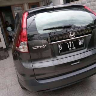 Honda crv 2012 new model