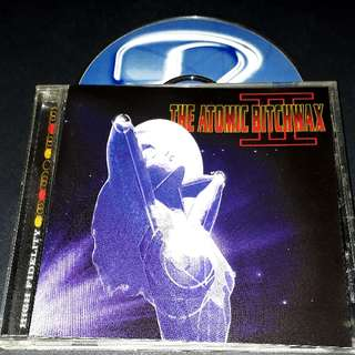 the atomic bitchwax ( II ) cd heavy stoner