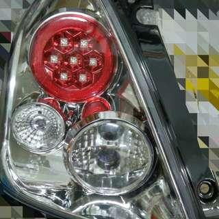 Suzuki Swift 2005-2012 LED tail lamp