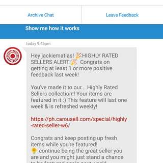 Recommended seller!