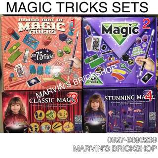 Wow MAGIC!!! For Sale Magic Trick sets