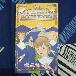 Semester terakhir di Malory Towers
