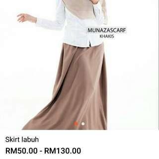 Munnaza skirt