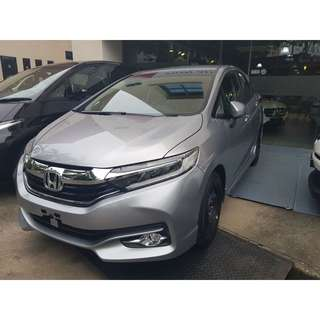 Honda Shuttle 1.5G LED Package (New Facelift)