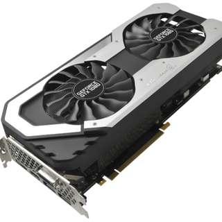 GeForce® GTX 1080 Super JetStream 8GB DDR5 Product Code NEB1080S15P2-1040J