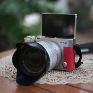 camera mirrorless fujifilm x-a3