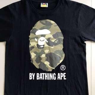 Bathing Ape T Shirt (Size S)