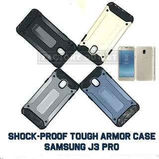 Tough Armor Case Samsung J3Pro. Free Gift with every 2 pcs