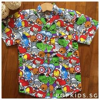 👕INSTOCK - Superheroes Shirts 💁🏻♂️