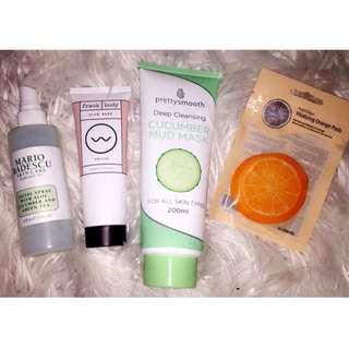 Skin care bundle!