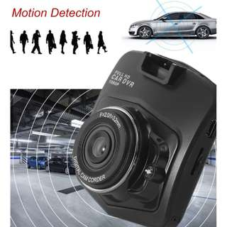 "[FREE DELIVERY] 2.4"" HD LCD Car Vehicle Blackbox DVR Cam Camera Video Recorder Black"