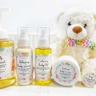 Organic Baby Kiki Gift Set