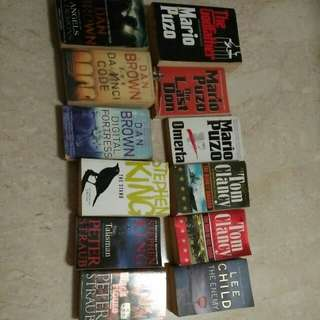 Fictions for sale