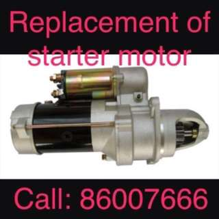 Car Cannot Start????  On-site Repair... CALL NOW !!!