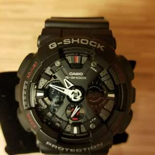 Casio Gshock G Shock 手錶 watch timepiece