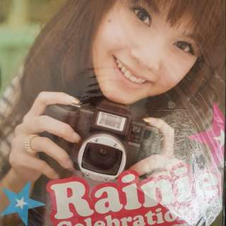 Rainie Yang Pictorial Book in Year 2006