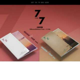 [PO] GOT7 - 7FOR7 (CAN CHOOSE VERSION)