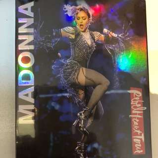 Madonna: Rebel Heart Tour Blu-Ray
