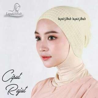 Ciput Rajut (hijab/jilbab cantik dan lucu)