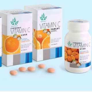 Dynapharm Vitamin C tablet