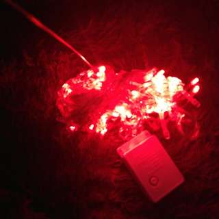 Lampu tumblr ( merah)