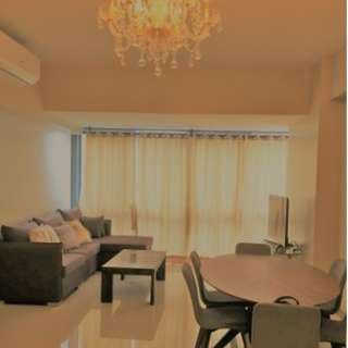 BRAND NEW 2BR with Laundry Area at One Eastwood Avenue For RENT