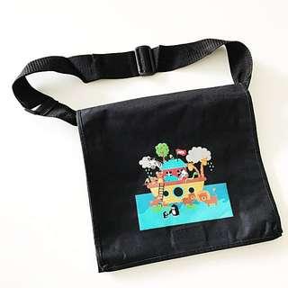 [New] Noah's Ark Sling Bag