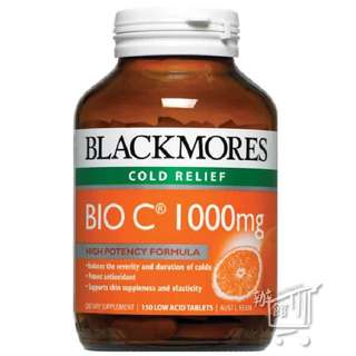 Blackmores 活性維他命C