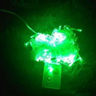 Lampu tumblr led ( hijau )