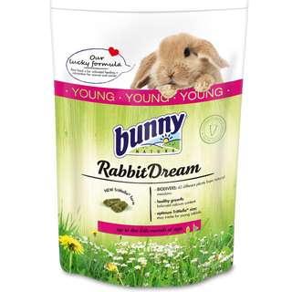 Bunny Nature Rabbit Pellets