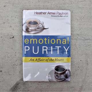REPRICED! Heather Paulsen's Emotional Purity