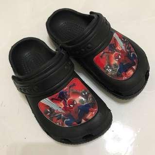 Spiderman slipper