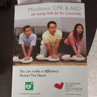 Cpr@Aed