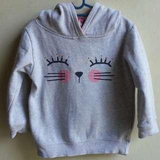 Cotton On Hoodie Sweater (3yo)